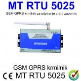 GSM GPRS krmilnik za daljinsko odpiranje vrat, zapornic